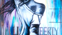 La chica de la cinta azul, Jet Hidalgo, Jenny Hidalgo