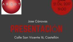 Libro de Jose Cánovas
