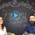 LetraConversa 5: 'Butterfly: Incompleta' de Xelima García.