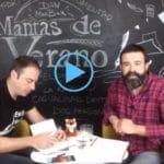 LetraConversa 7: 'Mantas de verano' de Dan MarBar